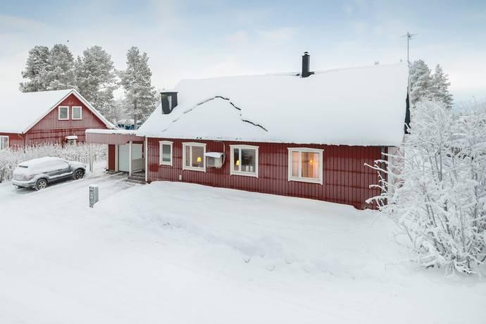 Bild: 6 rum villa på Snöstigen 21, Gällivare kommun Södra Mosebacke