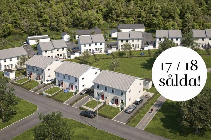 Bild: 5 rum radhus på Brf Skogshöjden, Ulricehamns kommun