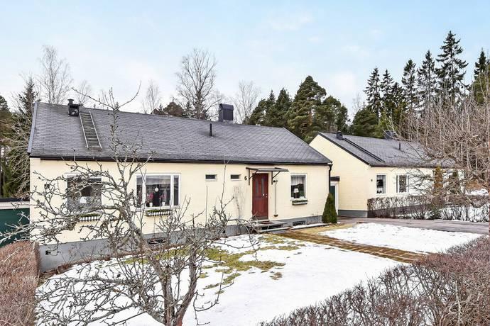 Bild: 4 rum villa på Kapellvägen 6, Gävle kommun Bomhus