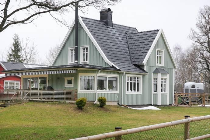 Bild: 7 rum villa på Västrakulla 704, Kalmar kommun Trekanten
