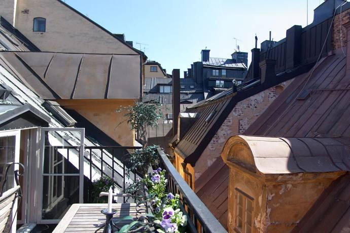 Bild: 2 rum bostadsrätt på Yxsmedsgränd 2, Stockholms kommun Gamla Stan