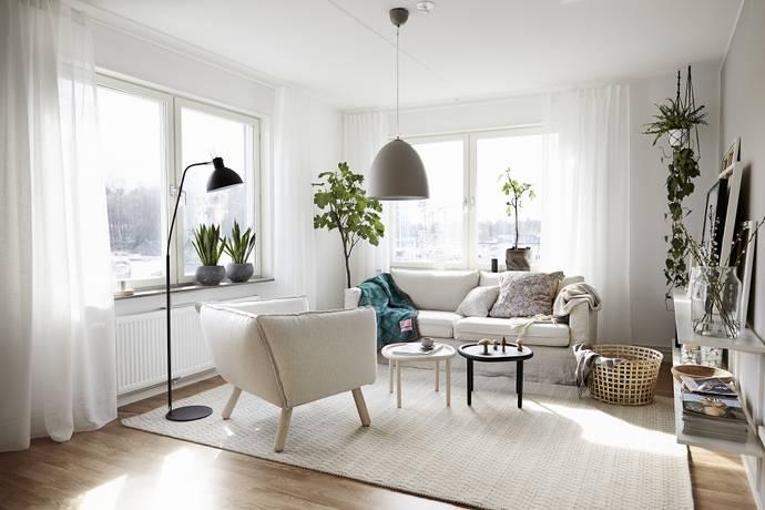 Bild: 1 rum bostadsrätt på Fridensborgsvägen  127, Solna kommun Järvastaden
