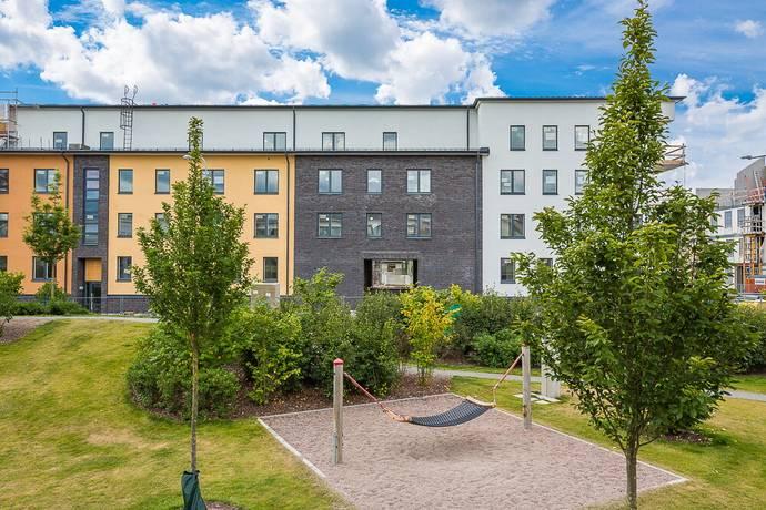Bild: 2 rum bostadsrätt på Pålgatan 3, Uppsala kommun Luthagen / Stabby