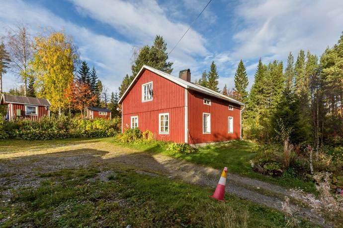 Bild: gård/skog på Skogstorpet 2, Dorotea kommun LAVSJÖN