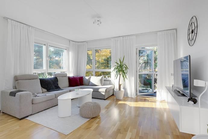 Bild: 3 rum bostadsrätt på Kyrkogatan 9, 3tr, Sundbybergs kommun Centrala Sundbyberg