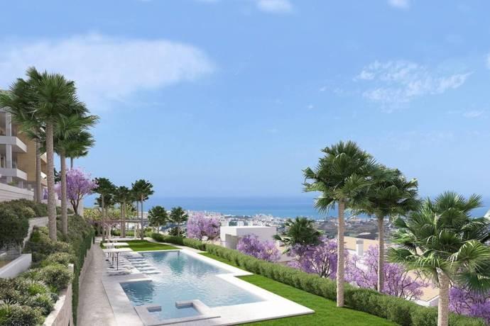 Bild: 3 rum bostadsrätt på Costa del Sol, Benalmadena, Spanien