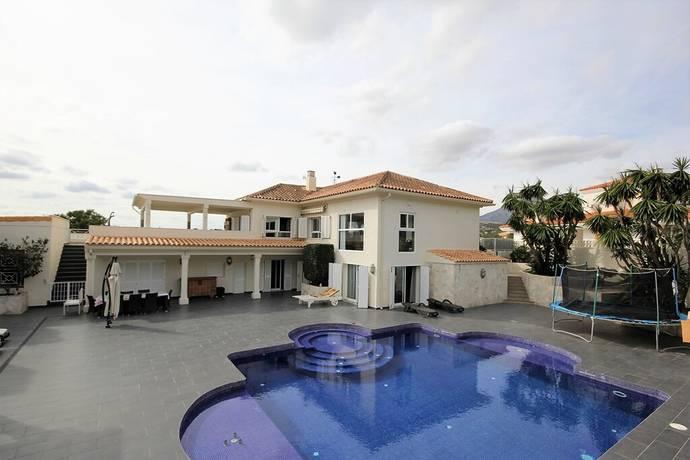 Bild: 7 rum villa på Lyxvilla i Bella Horisonte  La Nucia/Altea, Spanien COSTA BLANCA - LA NUCIA