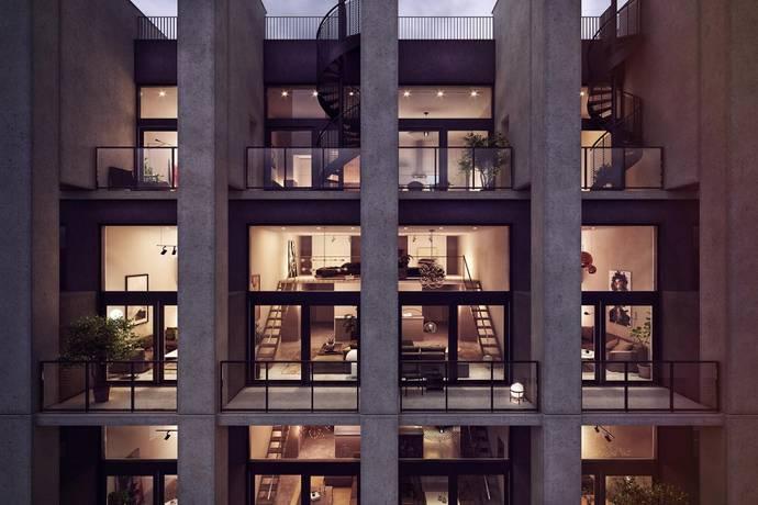 Bild: 2 rum bostadsrätt på Hälsingegatan, 8 tr, Stockholms kommun Vasastan