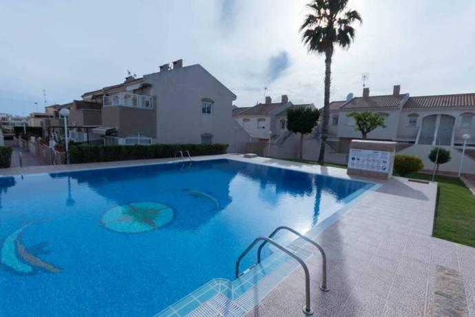 Bild: 3 rum bostadsrätt på Bungalow i Aguas Nuevas, Spanien