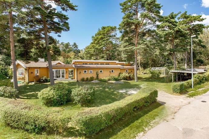 Bild: 4 rum villa på Cavalls stig 29, Halmstads kommun Haverdal