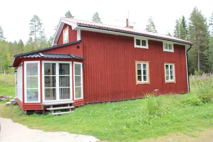 Bild: 3,5 rum villa på Kroksjösågen Hamravägen 250, Ljusdals kommun Hamra