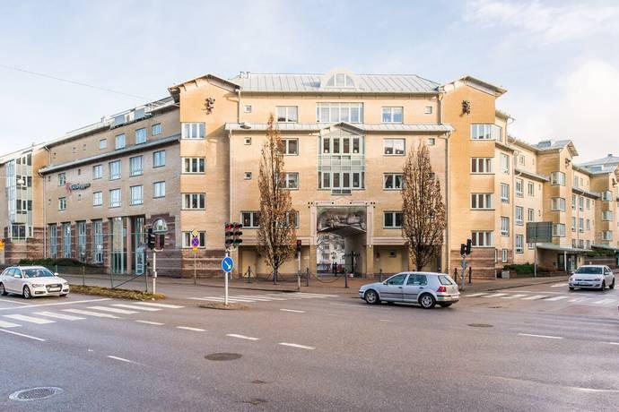 Bild: 3 rum bostadsrätt på Järnvägsgatan 15, Borås kommun Centrum