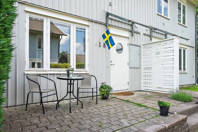 Bild: 5 rum radhus på Ridhästvägen 18, Göteborgs kommun Gerrebacka - Hisings Kärra