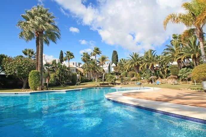 Bild: 5 rum bostadsrätt på Radhus, beachside sydvästläge!, Spanien MARBELLA