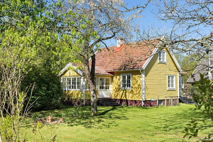 Bild: 4 rum fritidshus på Sommarvägen 8, Ängelholms kommun Havsbaden