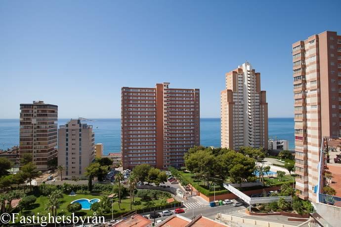 Bild: 3 rum bostadsrätt på Andra strandlinjen!, Spanien Benidorm | Costa Blanca