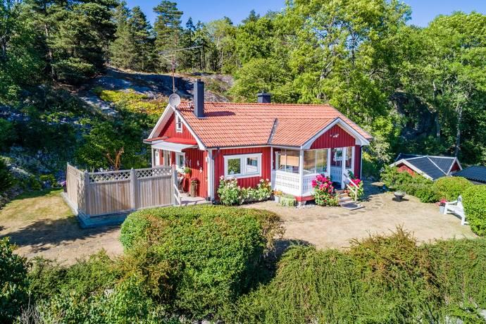 Bild: 3 rum villa på Spiggvägen 5, Tanums kommun Raftötången