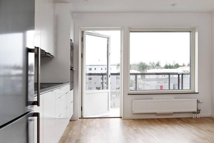 Bild: 1 rum bostadsrätt på Gustavsbergs allé 22, 1tr, Värmdö kommun Porslinskvarteren