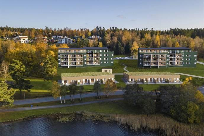 Bild från Mullsjö - Brf Ekbacka Strand 2