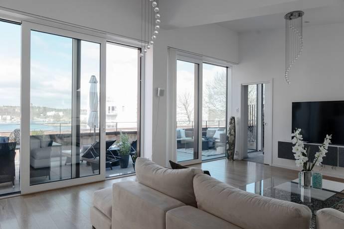 Bild: 6 rum bostadsrätt på Östra Finnbodavägen 13 A, Nacka kommun Nacka