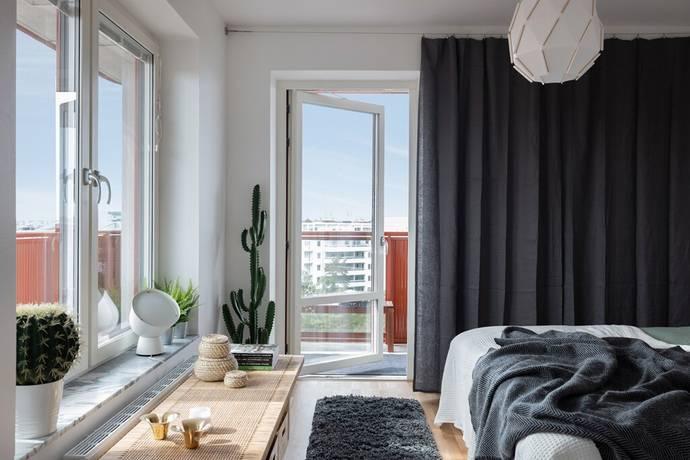 Bild: 3 rum bostadsrätt på Årstaskogs Väg 9B, Stockholms kommun Årstaberg