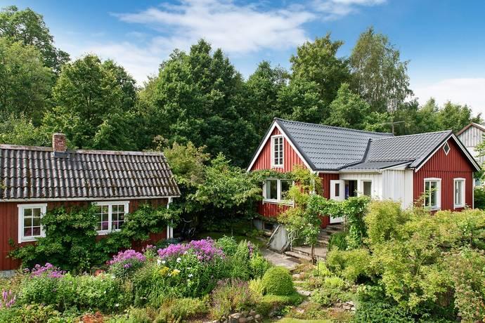 Bild: 3 rum villa på Moränvägen 5, Höörs kommun