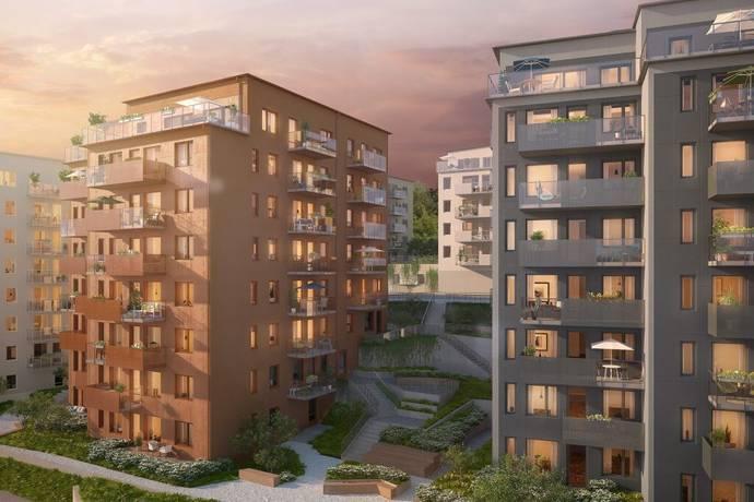 Bild: 1,5 rum bostadsrätt på Forskningsringen 88, 7tr, Sundbybergs kommun Ursvik