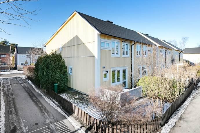 Bild: 5 rum radhus på Själlandsgatan 94, Stockholms kommun KISTA