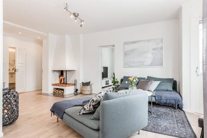 Bild: 4 rum bostadsrätt på Norra skeppargatan 29 B, Gävle kommun Centralt Norr