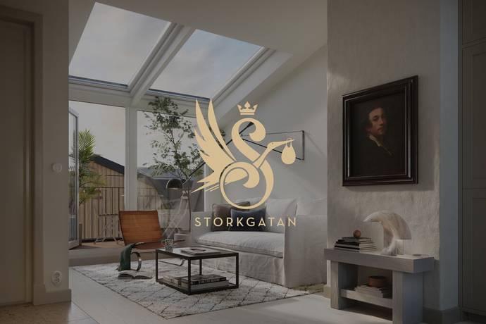 Bild från Bagaregården - Projekt Storkgatan