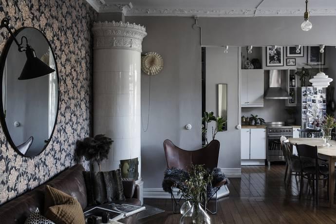 Bild: 2 rum bostadsrätt på Fjärde Långgatan 10 E, Göteborgs kommun Linnéstaden