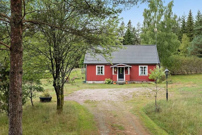 Bild: 4 rum gård/skog på Skogaryd Södergård 1, Ljungby kommun Lidhult