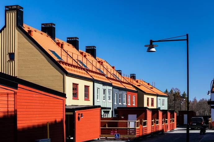 Bild från Tungelsta - Brf Lillgården 2
