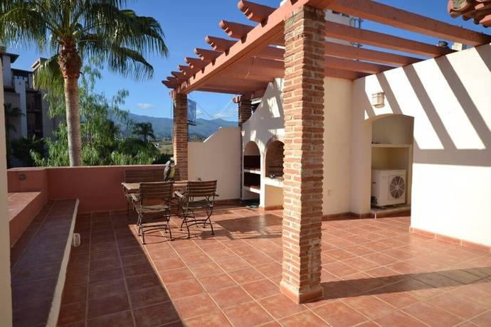 Bild: 4 rum bostadsrätt på Townhouse i Garden Beach!, Spanien Estepona