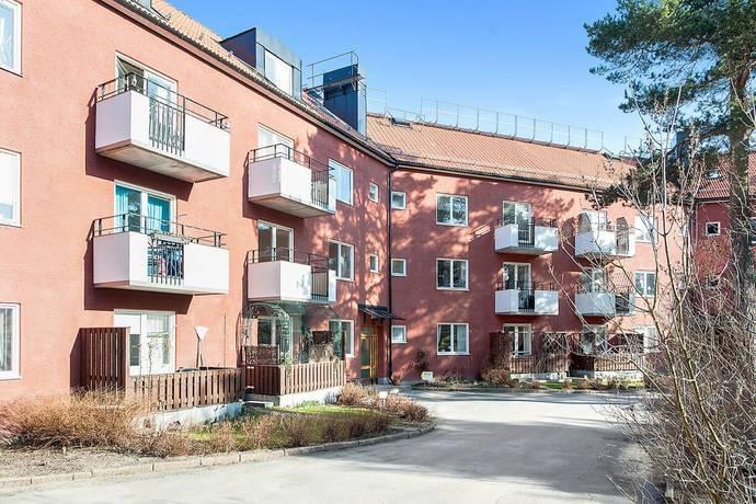 Bild: 3 rum bostadsrätt på Domarvägen 16, Huddinge kommun Centrala Huddinge