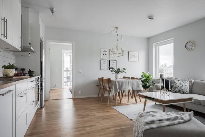 Bild: 2 rum bostadsrätt på Fritiof Anderssons Gata 7, Göteborgs kommun Eriksberg
