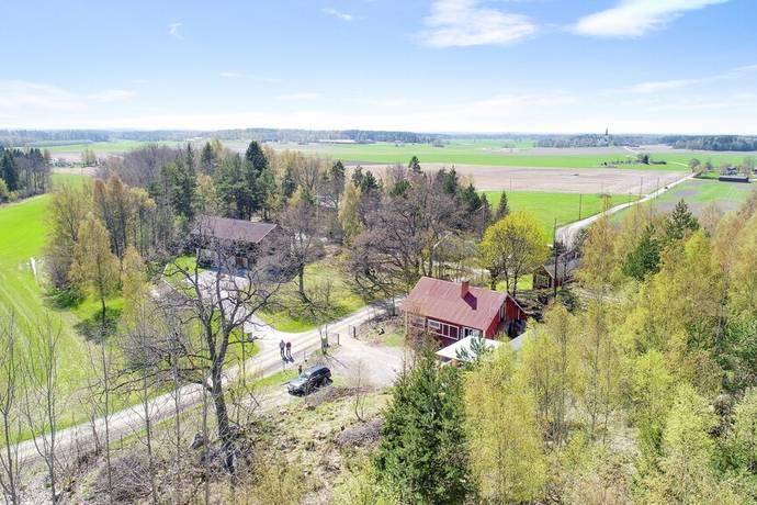 Bild: villa på Bergvik, Strängnäs kommun Grinda