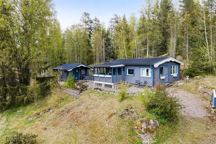 Bild: 2 rum fritidshus på Torpvägen 8, Heby kommun Heby - Vansjö