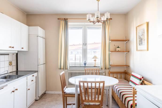 Bild: 3 rum bostadsrätt på Amiralsgatan 85 E, Malmö kommun Nobeltorget