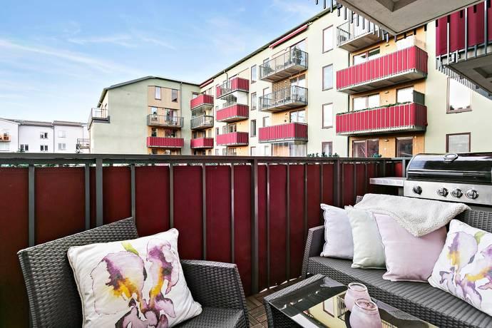 Bild: 3 rum bostadsrätt på Fredsgatan 21A, Sundbybergs kommun Centrala Sundbyberg