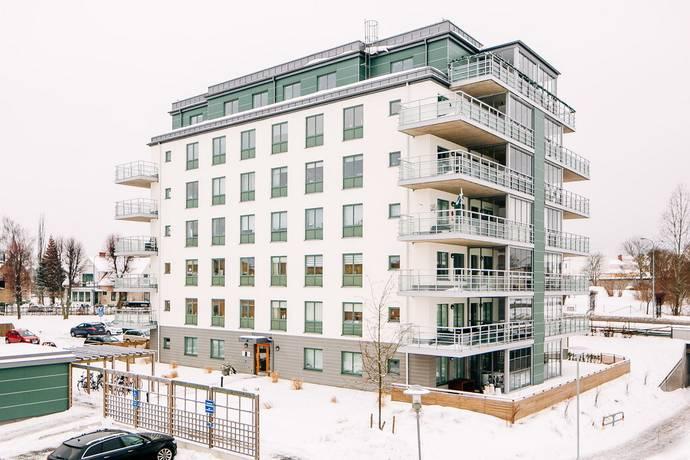 Bild: 4 rum bostadsrätt på Norra Trängallén 8, Skövde kommun Skövde