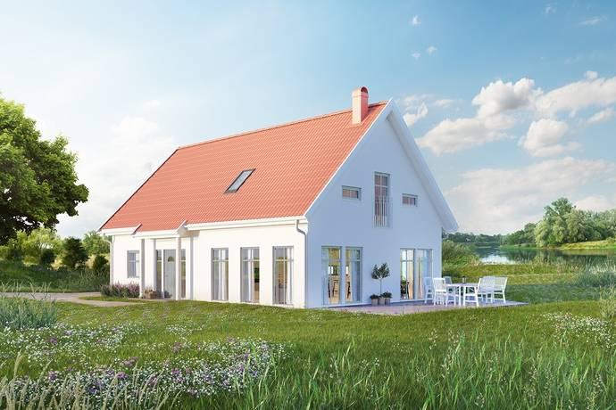 Bild: 6 rum villa på Tittentévägen (Börringekloster 1:61), Svedala kommun Tittente