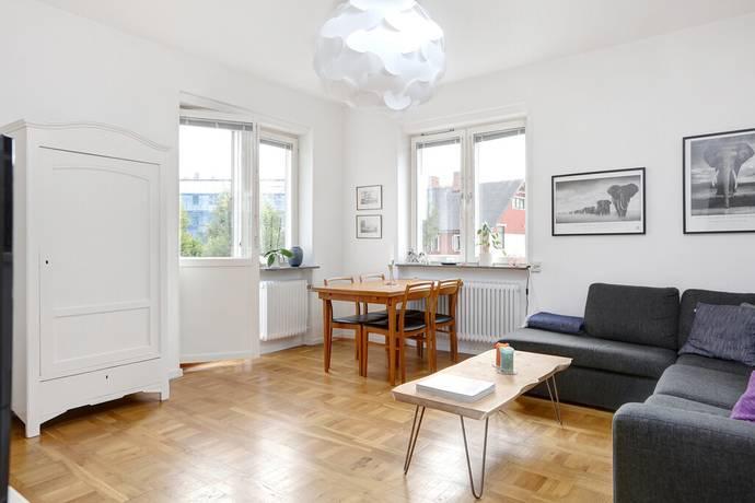 Bild: 2 rum bostadsrätt på Södra Esplanaden 15 C, Lunds kommun Centralt