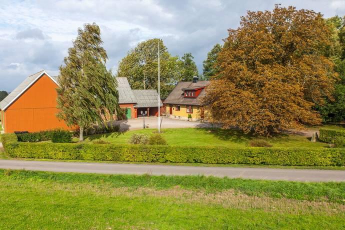Bild: 140 m² gård/skog på Gånarps byaväg 33, Ängelholms kommun