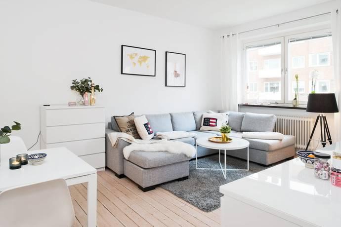 Bild: 2 rum bostadsrätt på Östra Kristinelundsvägen 12 B, Malmö kommun Slottsstaden