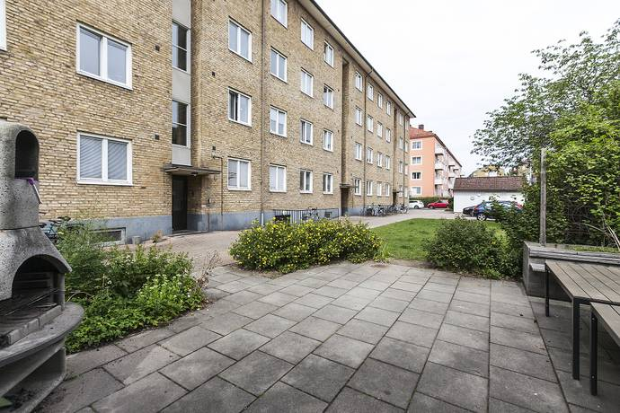Bild: 1 rum bostadsrätt på Klockaregatan 2B, Helsingborgs kommun Eneborg