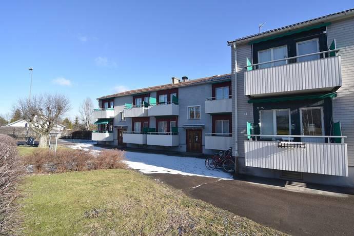 Bild: 2 rum bostadsrätt på Blomstervägen 1B, Kristinehamns kommun Fältet/centralt