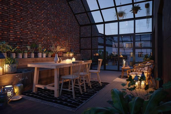 Bild från Centrala Hisingen - Nyproduktion Centrala Hisingen - Lundby Park