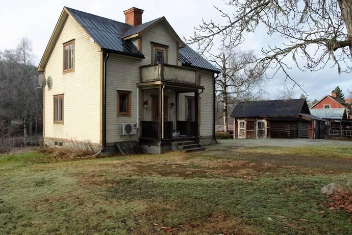 Bild: 3 rum villa på Höljesvägen 19, Torsby kommun HÖLJES