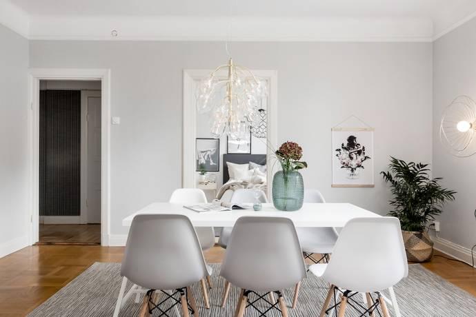 Bild: 3 rum bostadsrätt på Gustav Adolfsgatan 17 B, Linköpings kommun Centralt/Vasastaden